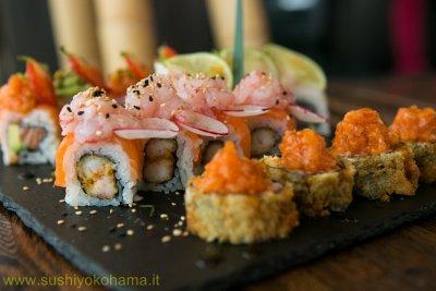 sushi yokohama milano