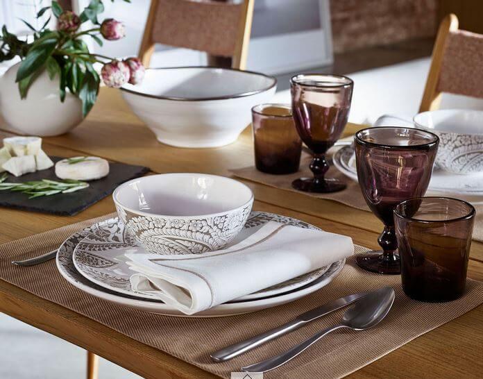 zara home lifestyle: decoriamo la tavola di natale ? tendi trendy ... - Arredamento Casa Zara Home