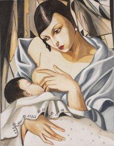 Art-2042-Mère-enfant-Tamara-de-Lempicka-1898-1980-468x600