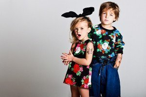MSGM KIDS - couple