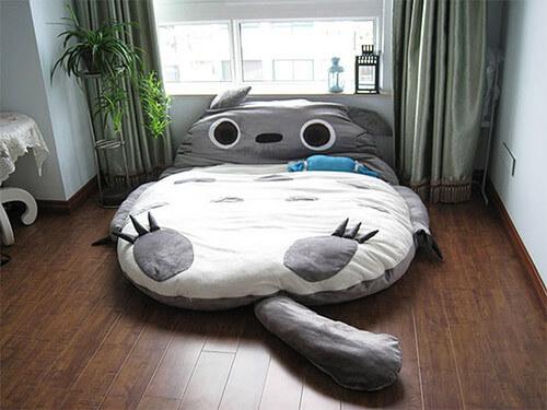 Totoro-bed