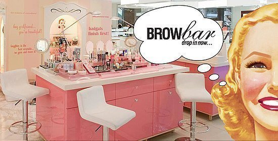 Brow bar Sephora