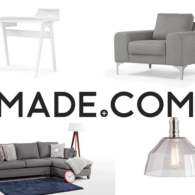 Oggi sul blog vi parlo di #arredamento e di un sito super super bello. #design a prezzi ridotti su @madedotcomitaly
