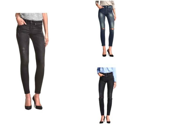Jeans strappi H&M