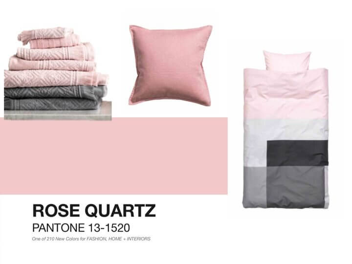rose quartz H&M home