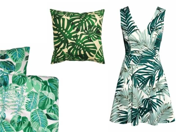 tropicale H&M home
