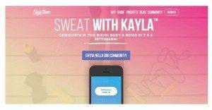 Kayla Itsines-bikini body guide