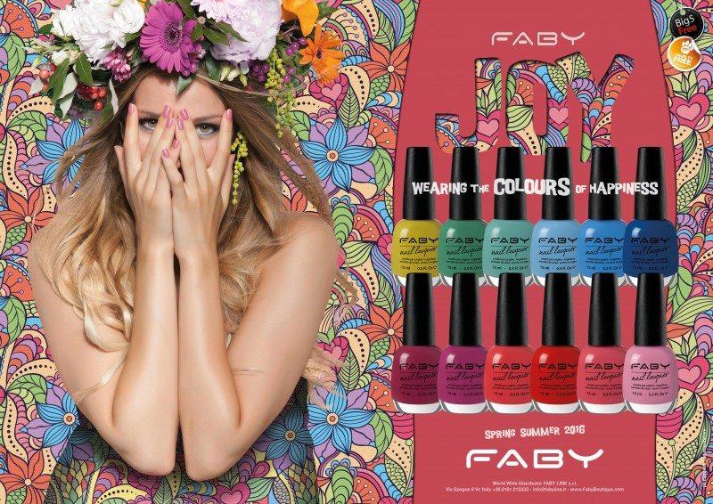 Faby Joy SS16