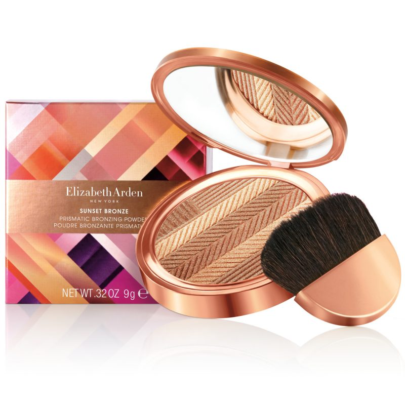 PRISMATIC BRONZING POWDER