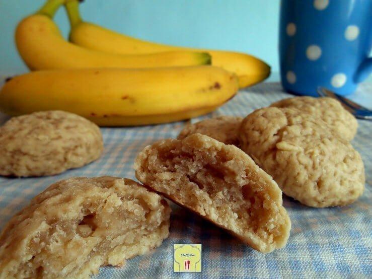biscotti alla banana