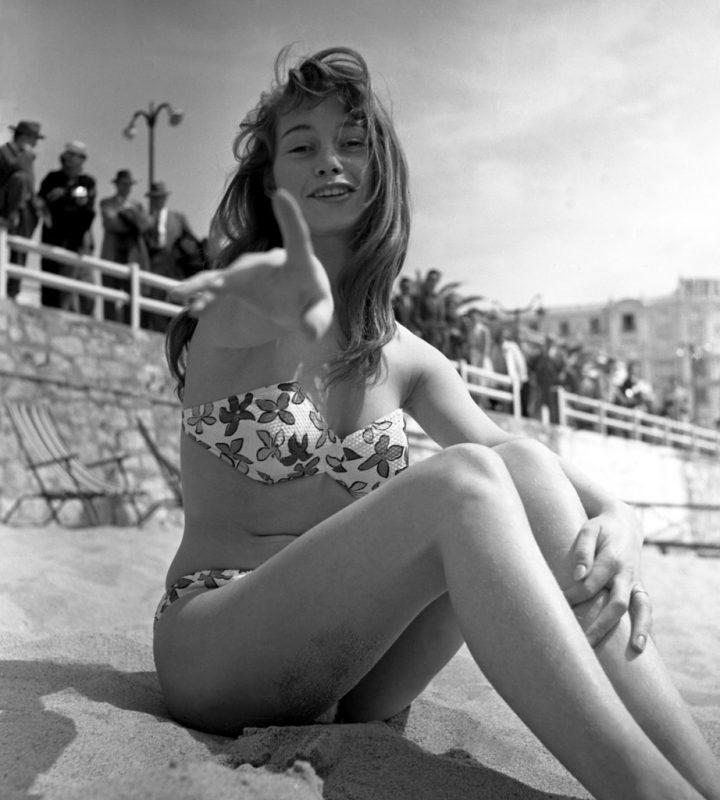 1953 Brigitte Bardot