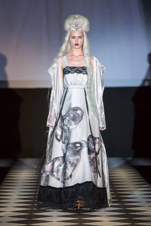 Regina Bianca_Outfit sera