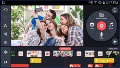 app per fare i video