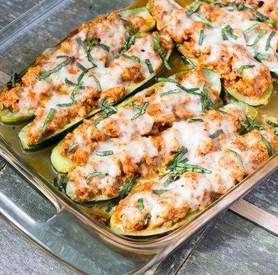 Ricetta zucchine al forno