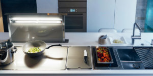cucina frames by franke