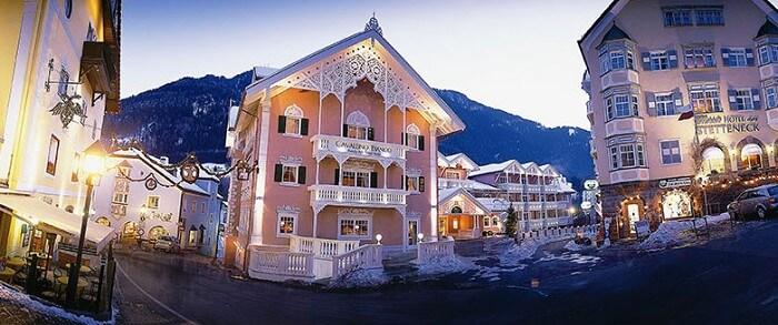 cavallino bianco family hotel italia