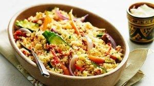 cous cous verdure bimby