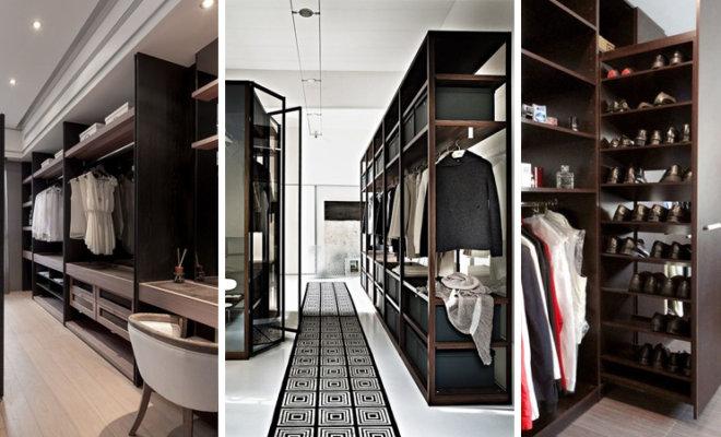 Camera da letto con cabina armadio: ecco il segreto | TendiTrendy