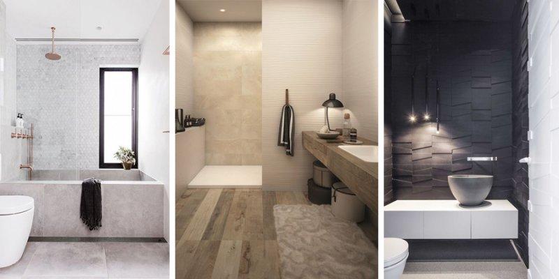 stanza da bagno-arredare il bagno-Bagni-eleganti
