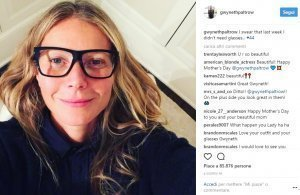 Gwyneth Paltrow Instagram