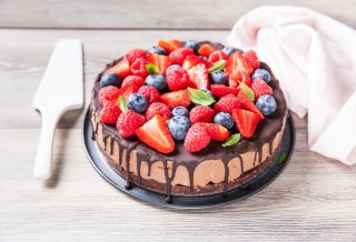 cheesecake alla nutella 3