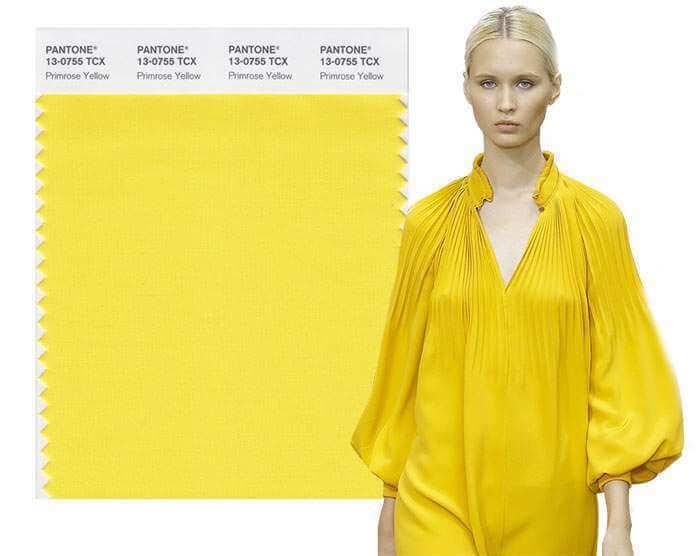 colori moda estate 2017