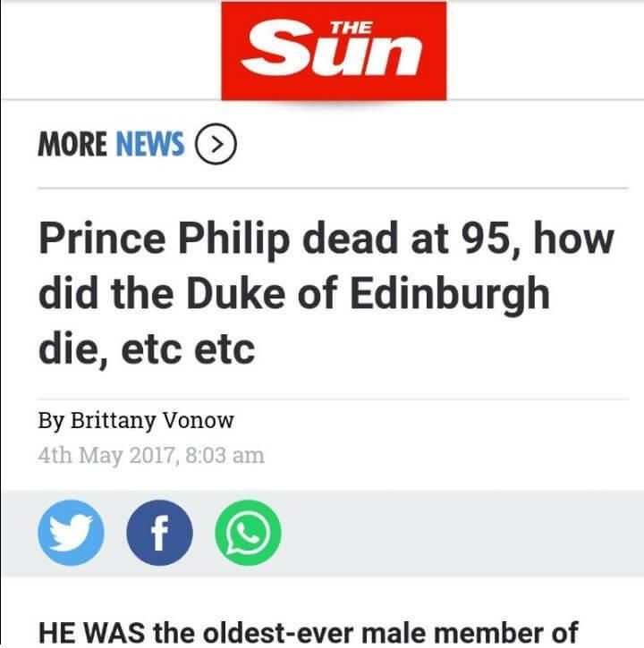 Filippo di Edimburgo