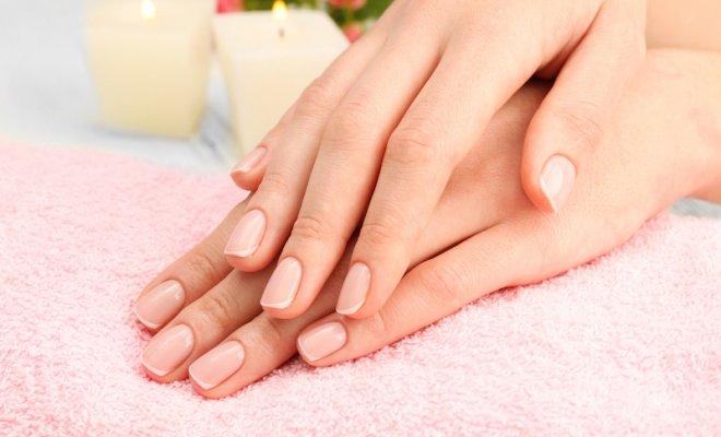 manicure russa