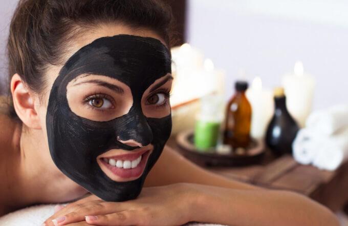 maschera nera