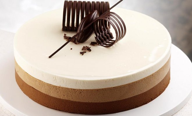 torta ai 3 cioccolati Bimby3