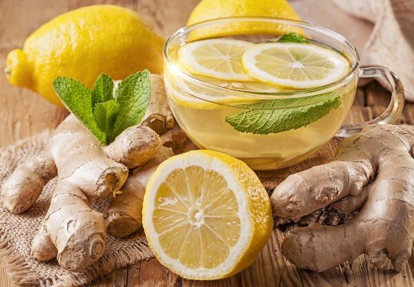 Zenzero e limone benefici
