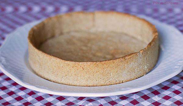 pasta frolla friabile per crostate