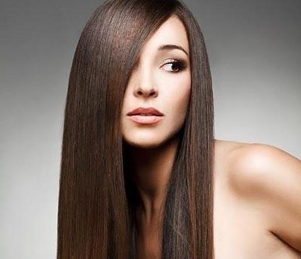 Piega ai capelli lisci
