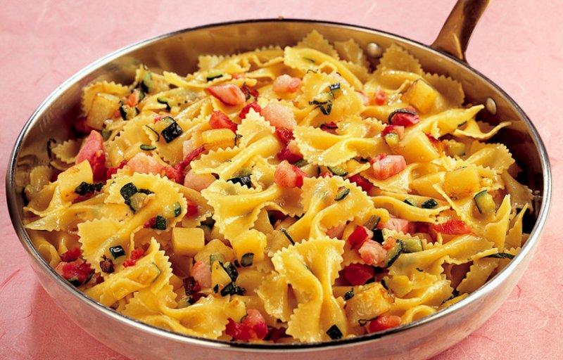 ricette con pasta