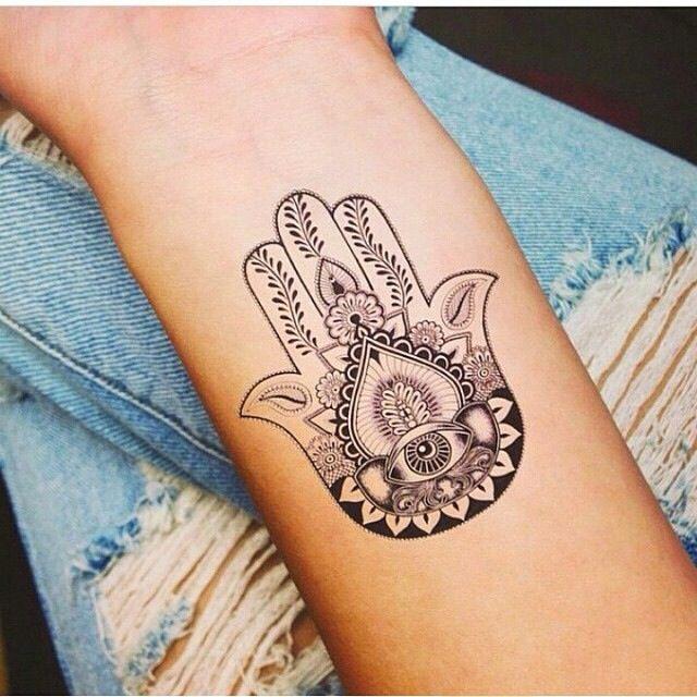 Popolare Tatuaggi portafortuna: i significati | TendiTrendy YZ56