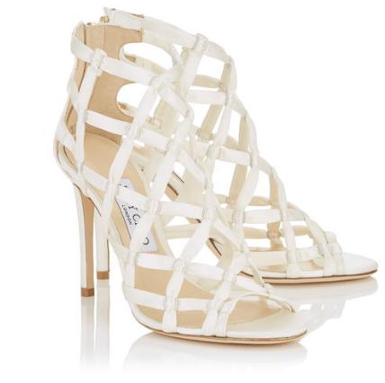 scarpe bianche