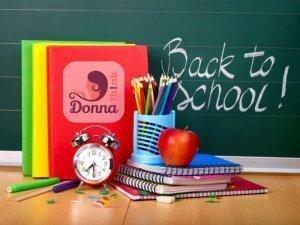 il primo giorno di scuola