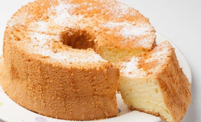 torta chiffon