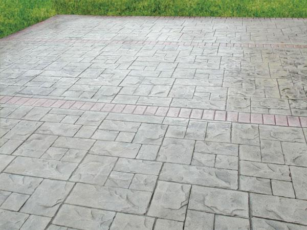 Pavimento Calcestruzzo Stampato : Cemento stampato pro e contro tenditrendy