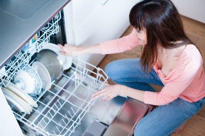 pulire la lavastoviglie