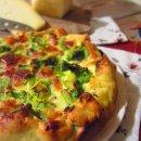 torta salata broccoletti