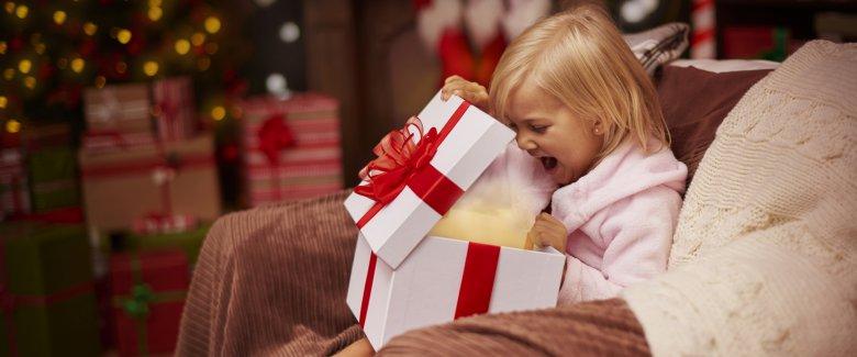 regali di Natale per bambini