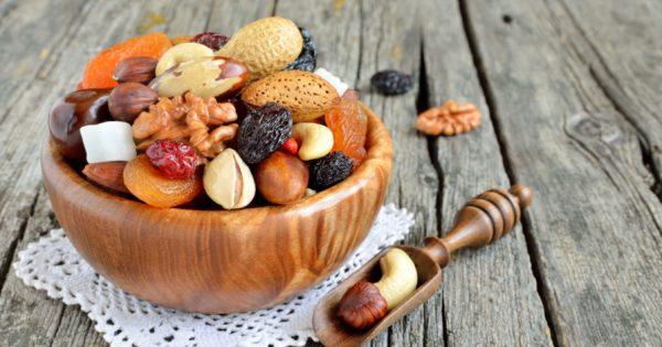frutta secca