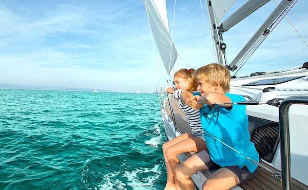 barca a vela per principianti