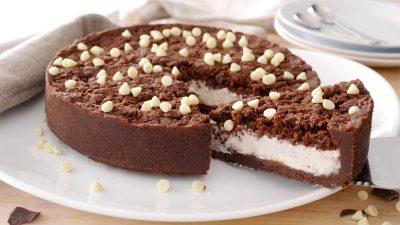 sbriciolata cioccolato e ricotta Bimby