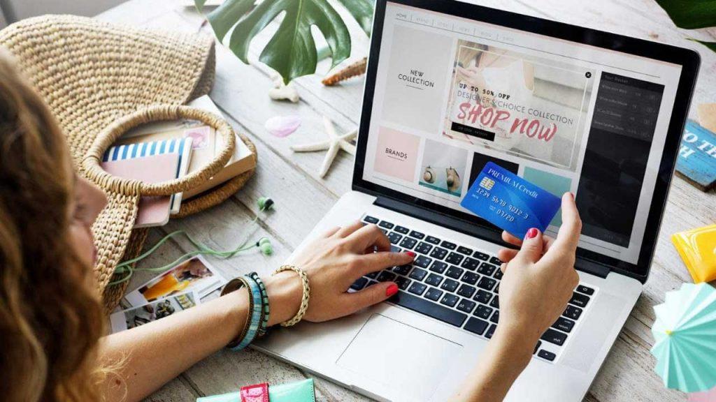 vantaggi shopping online