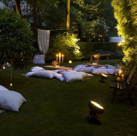 party-in-giardino
